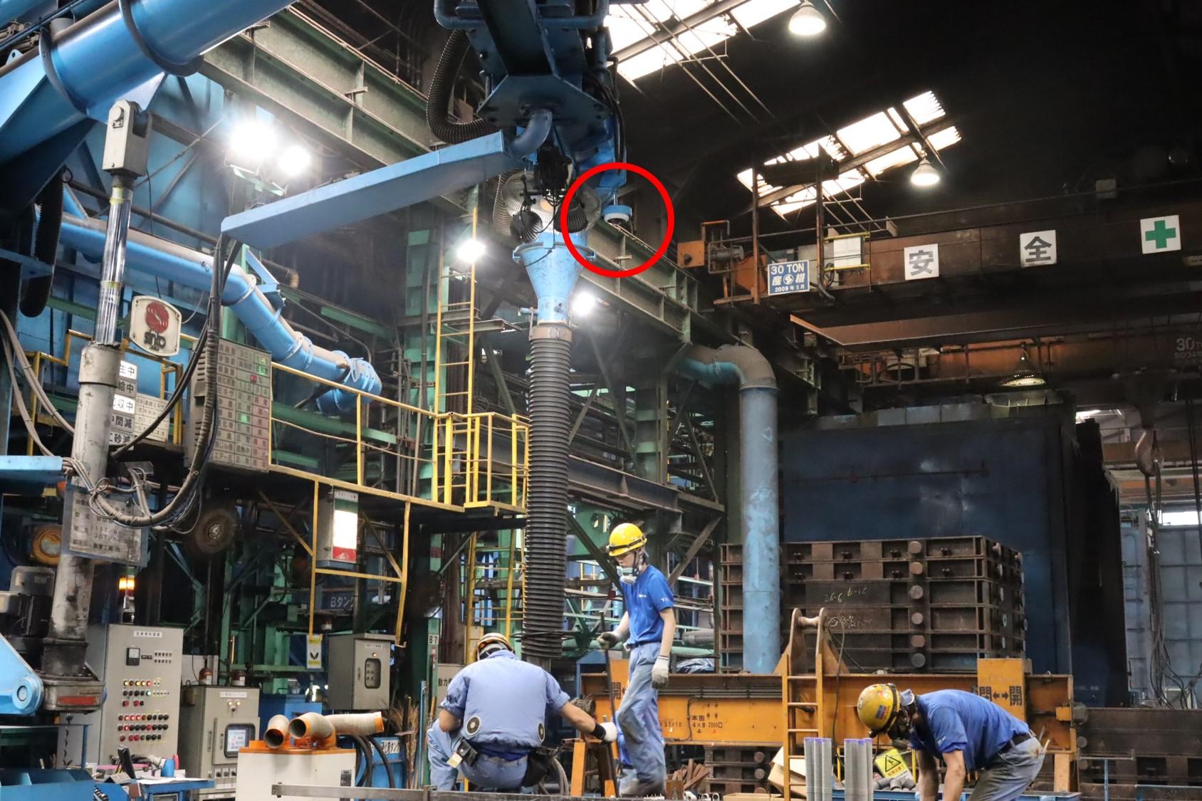 ●工場内カメラ2