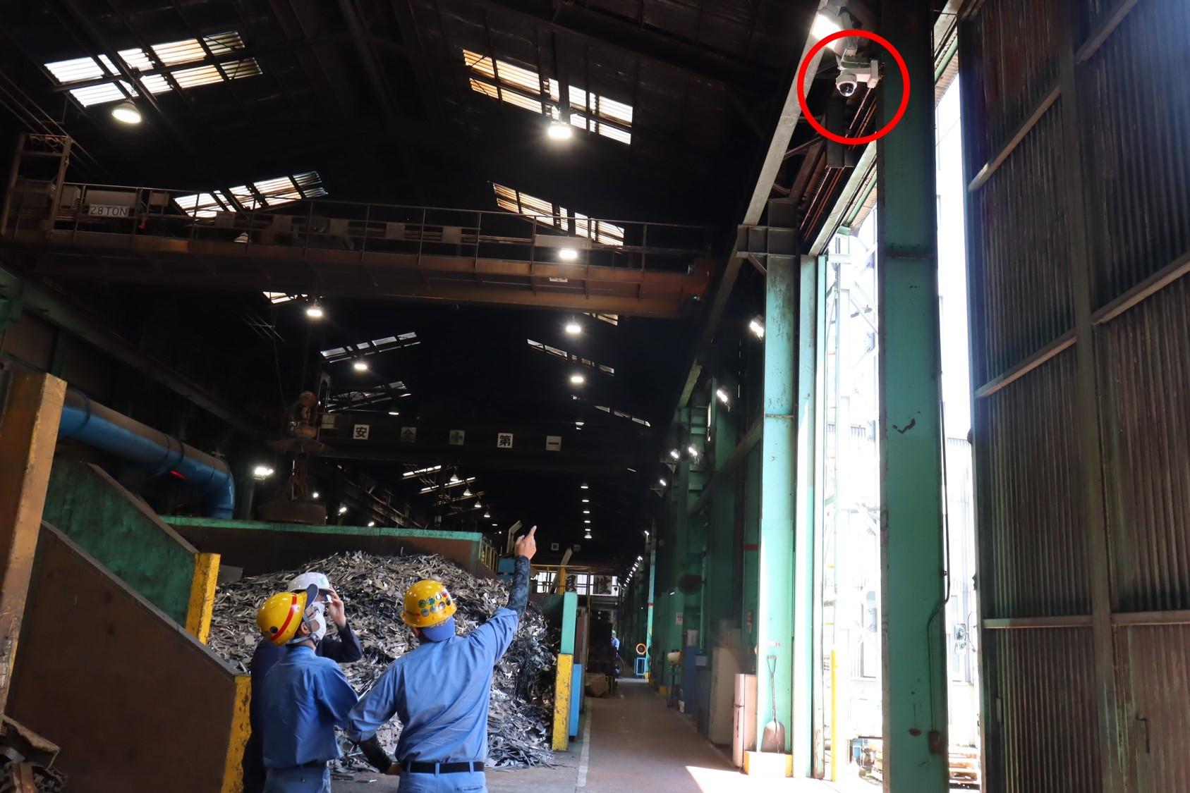 ●工場内カメラ1